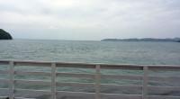 糸島 深江の海