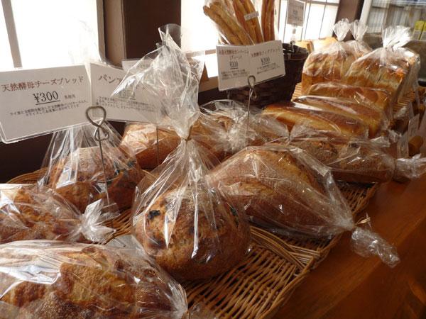 アストレア 自家製天然酵母パン